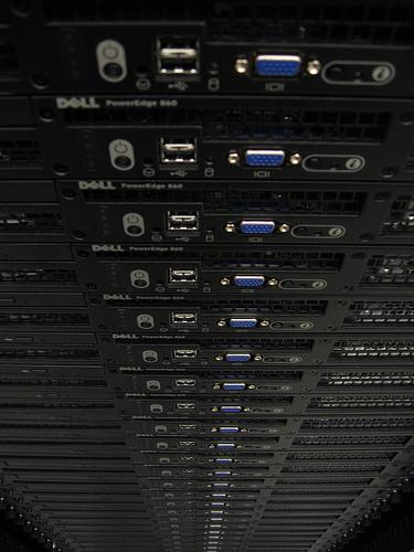 Stacked servers by redjar YMC vs CPI