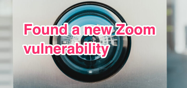zoom vulnerability